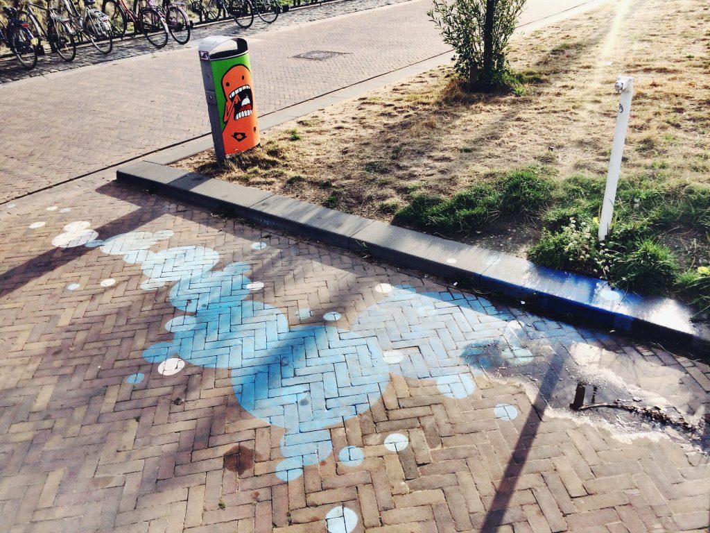 Public Drinking Fountain, Nijmegen, NL